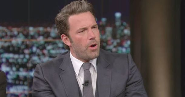 Ben Affleck And Bill Maher Got Into A Screaming Match About Islam